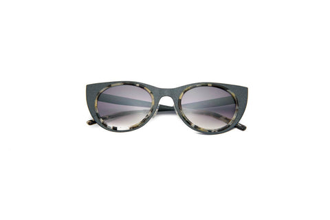 Kyme - Angel Light Rough Grey Sunglasses