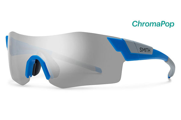 Smith - Pivlock Arena Matte Lapis Sunglasses, ChromaPop Platinum Lenses