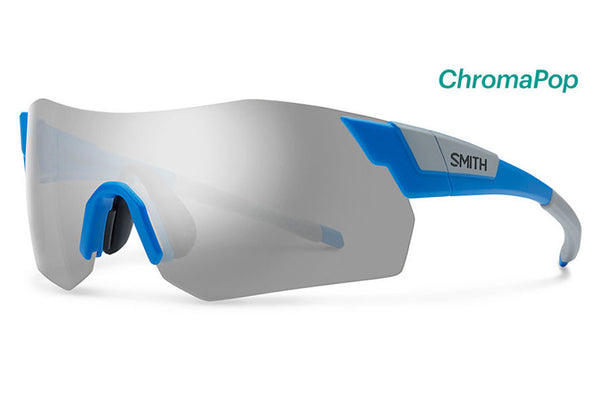 Smith - Pivlock Arena Max Matte Lapis Sunglasses, ChromaPop Platinum Lenses
