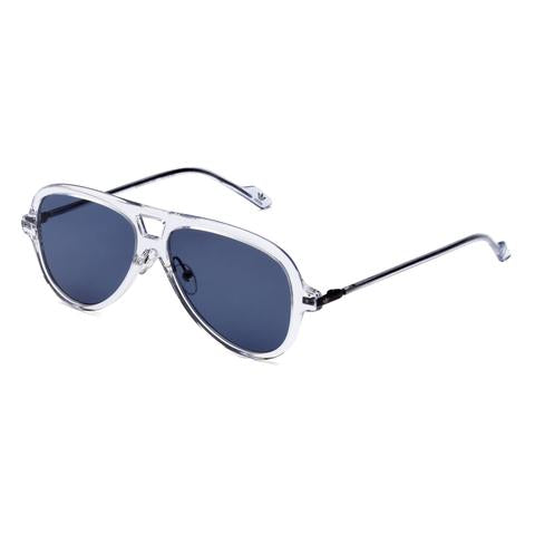 59b198d084 Smith - Parallel Max 2 Crystal Mediterranean Sunglasses   Polarized Blue  Mirror Lenses. Adidas Originals - AOK001 Crystal Sunglasses   Full Blue  Lenses