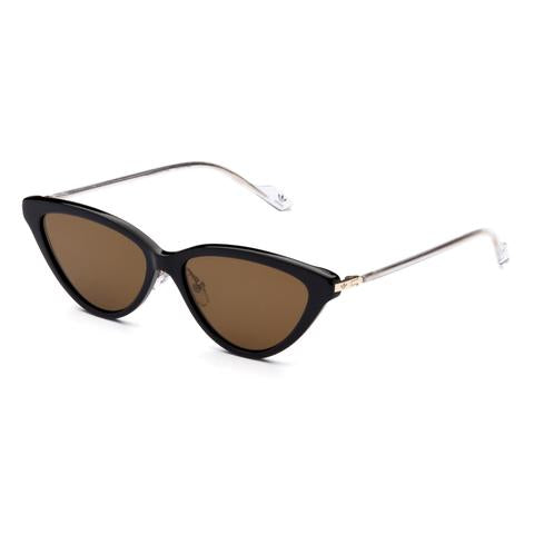 Adidas Originals - AOK006 Black Sunglasses / Gold Mirror Lenses