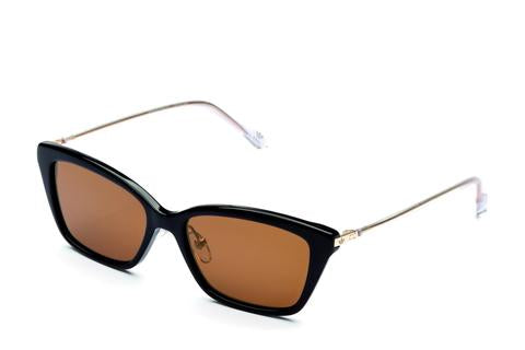 Adidas Originals - AOK008 Black Sunglasses / Gold Mirror Lenses
