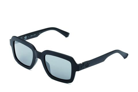 Adidas Originals - AOR021 Black Sunglasses / Smoke Lenses