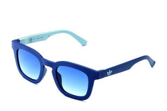 Adidas Originals - AOR022 Blue Sunglasses / Shaded Blue Lenses