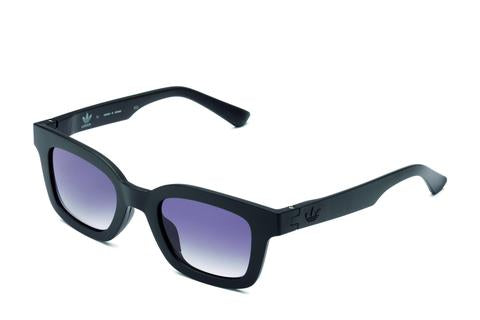 Adidas Originals - AOR023 Black Sunglasses / Smoke Lenses
