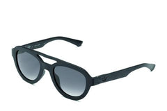Adidas Originals - AOR025 Black Sunglasses / Shaded Grey Lenses
