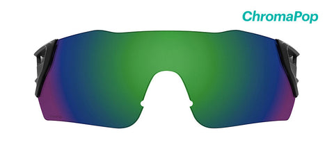 Smith - Attack Chromapop Green Mirror Sunglass Replacement Lenses