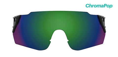 Smith - Attack Max Chromapop Green Mirror Sunglass Replacement Lenses