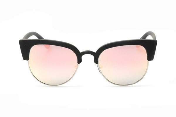 Quay Avalon Black / Pink Sunglasses