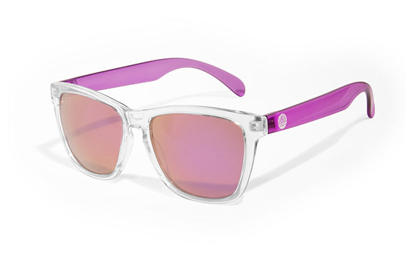 Sunski Originals Purple Sunglasses, Polarized Lenses