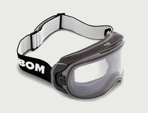 ABOM - Flash Green Mirror Goggles