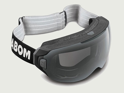 ABOM - Gold Rush Mirror Goggles