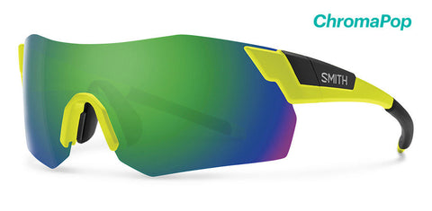 Smith - Pivlock Arena Max Matte Acid Sunglasses / ChromaPop Sun Green Mirror Lenses
