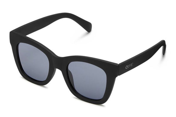 Quay After Hours Black / Smoke Sunglasses