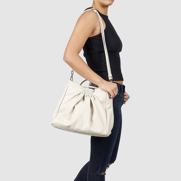 Urban Originals - Almost Mine Oat  Slouchy Bag /  Lenses