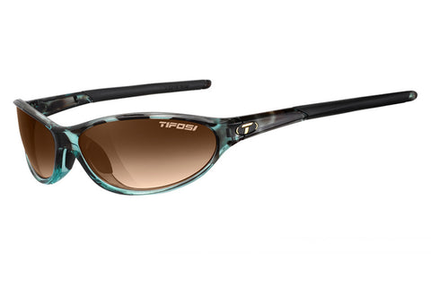 Tifosi - Alpe 2.0 Blue Tortoise Sunglasses, Brown Gradient Lenses