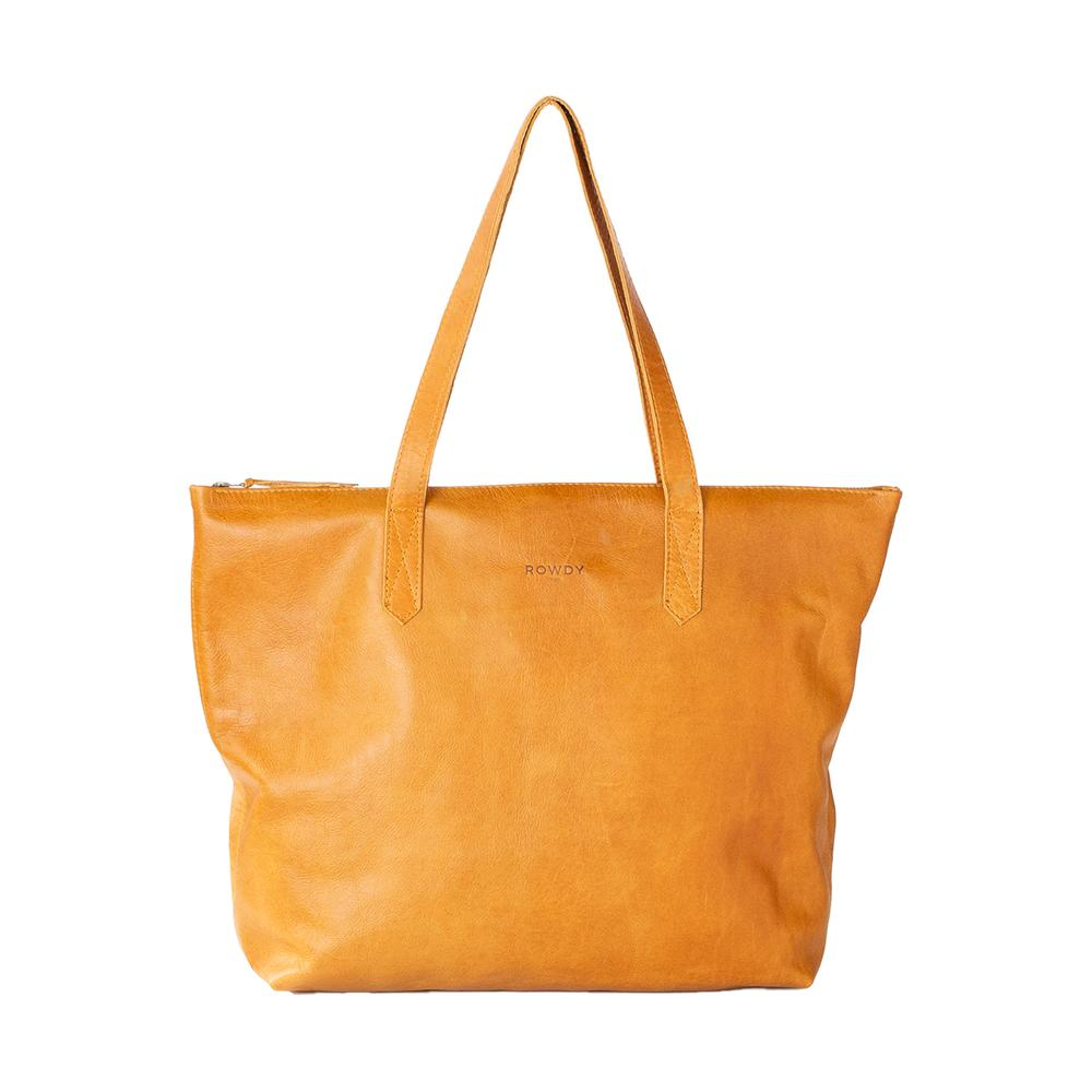 Rowdy - Amber Large Tote