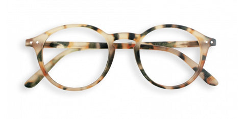 Izipizi - #D Khaki Green Reader Eyeglasses / +1.50 Lenses