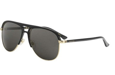 Gucci - GG0292S Havana Sunglasses / Grey Polarized Lenses