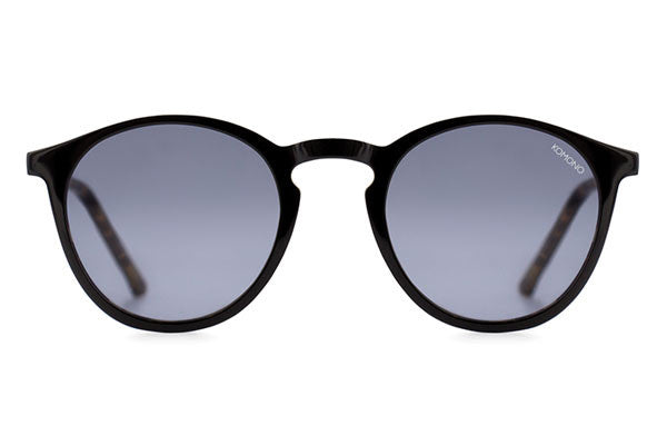 Komono - The Aston Black Tortoise Sunglasses