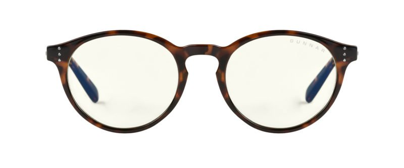 Gunnar - Attache Tortoise Eyeglasses / Liquet Blue Light Lenses