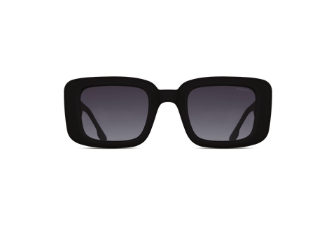Komono - Avery Carbon Sunglasses / Gradient Smoke Lenses