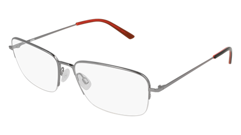 Puma - PU0182O Ruthenium Eyeglasses / Demo Lenses