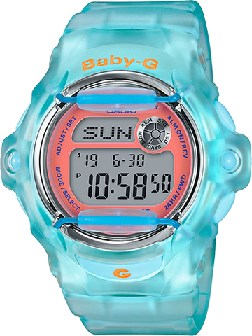 Baby-G - BG169R-2C Ice Blue Watch