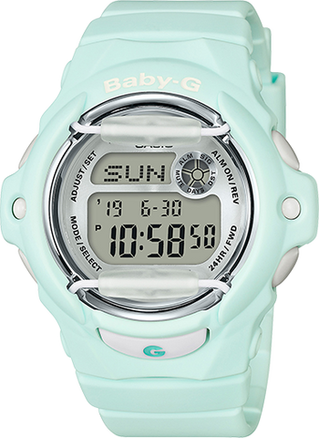 Baby-G - BG-169G-4B Light Blue Green Watch