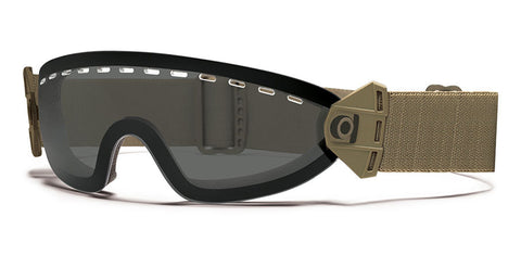 Smith - Boogie Soep Tan Goggles / Gray Lenses