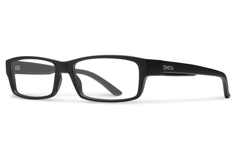 Smith - Broadcast 2.0 Matte Black Rx Glasses