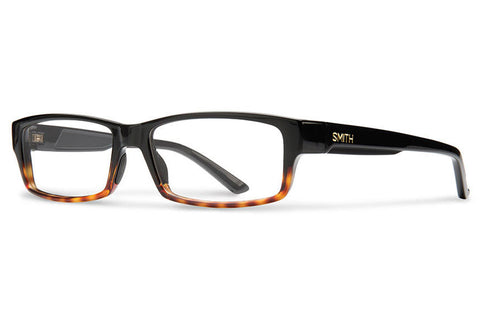 Smith - Broadcast 2.0 Black Fade Tortoise Rx Glasses