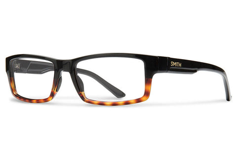 Smith - Brogan 2.0 Black Fade Tortoise Rx Glasses