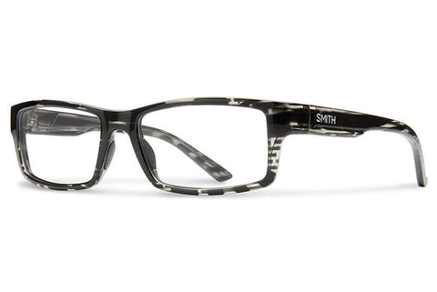 Smith - Brogan 2.0 Black Stripe Rx Glasses