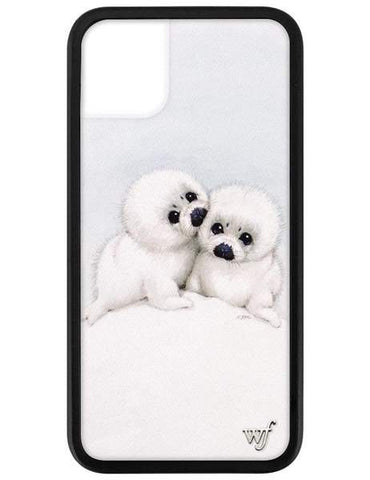 Wildflower - Baby Seals iPhone 11  Phone Cases /  Lenses