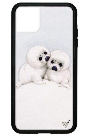 Wildflower - Baby Seals iPhone 11 Pro Max  Phone Cases /  Lenses