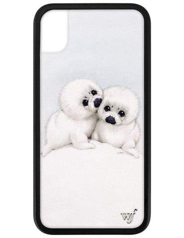 Wildflower - Baby Seals iPhone XR  Phone Cases /  Lenses