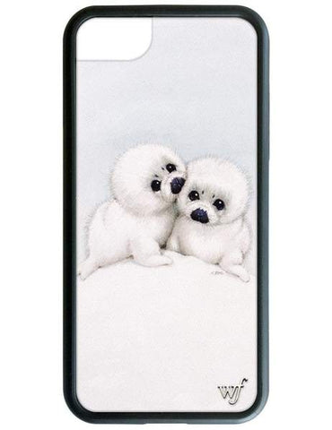 Wildflower - Baby Seals iPhone 6/7/8  Phone Cases /  Lenses