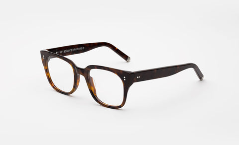 Super - Numero 8 1/2 51mm Classic Havana Eyeglasses / Demo Lenses