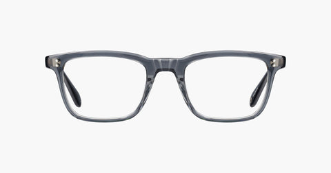 Garrett Leight - Bernard Sea Grey Eyeglasses / Demo Lenses