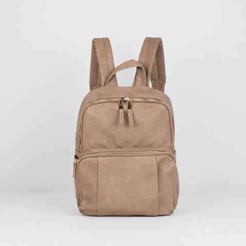 Urban Originals - Bold Move Taupe Backpack
