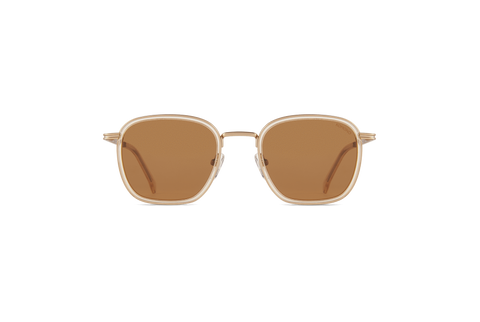 Komono - Boris Frizzante Sunglasses / Solid Smoke Lenses