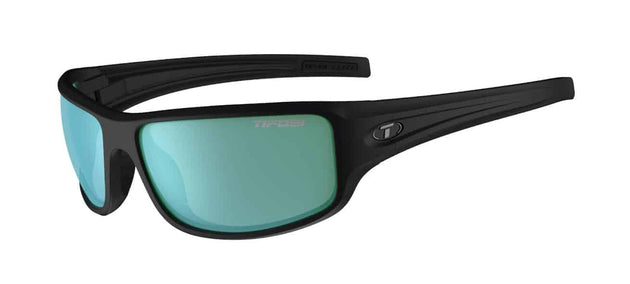 62aa1546e8 Tifosi - Bronx Matte Black Z87.1 Sunglasses   Enliven Off-Shore Polarized  Lenses – New York Glass