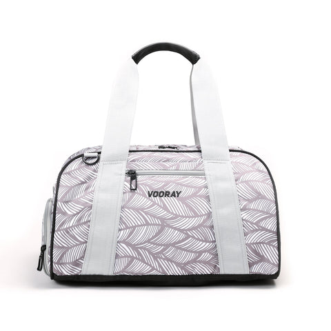 Vooray - Burner Gym Feather Gray Duffel Bag