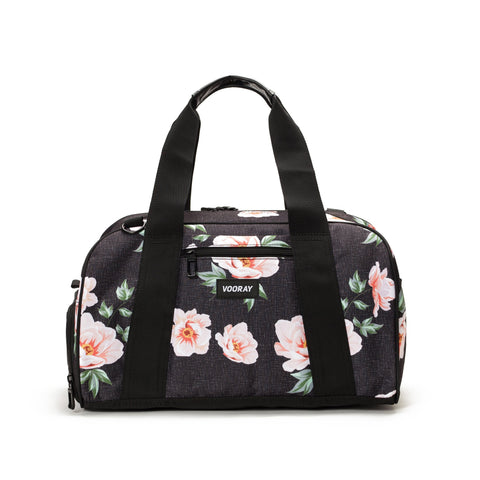 Vooray - Burner Gym Rose Black Duffel Bag