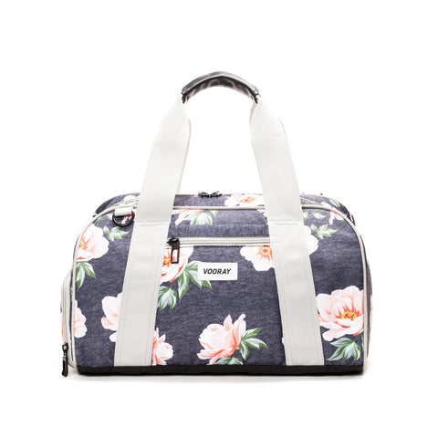 Vooray - Burner Gym Rose Navy Duffel Bag
