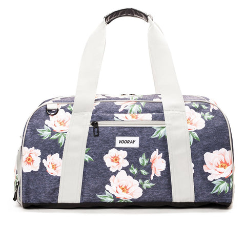 Vooray - Burner Sport Rose Navy Duffel Bag