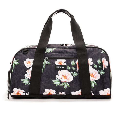 Vooray - Burner Sport Rose Black Duffel Bag