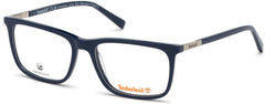 Timberland - TB1619 58mm Shiny Blue Eyeglasses / Demo Lenses