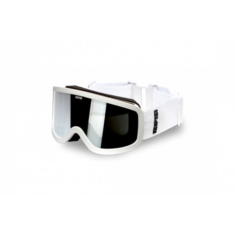 Izipizi - #Sun Snow Small White Snow Goggles / Category 2 Lenses